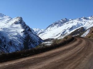 Camino a La Robleria