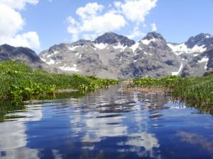 Laguna del Planchon
